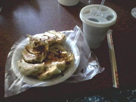 東區 富台煎餃