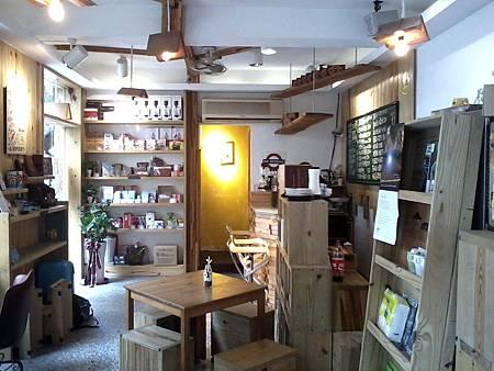 西屯區 木巷 (原-侷限咖啡)