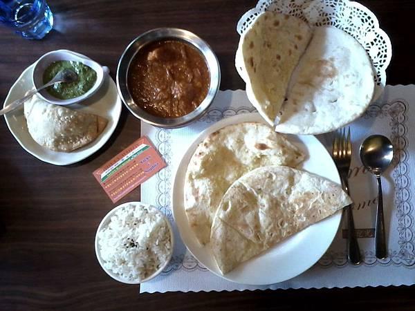 西區 魔力屋印度料理 2