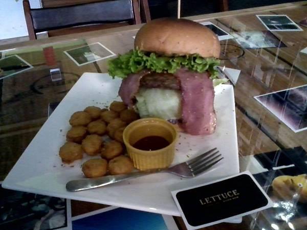 西屯區 Lettuce 美式漢堡.潛艇堡 2