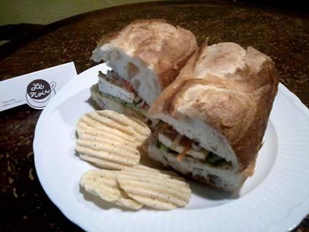 西區 Le Noir 暖暖 - Vegan Cafe 3