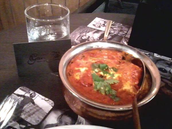 北屯區 甘閣印度料理 3