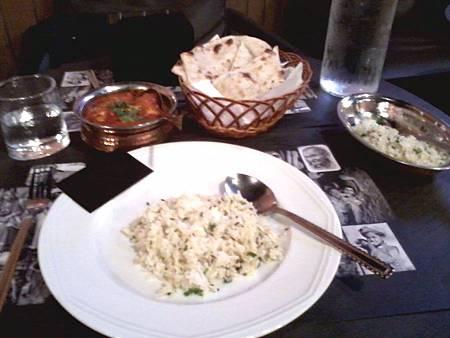 北屯區 甘閣印度料理 2
