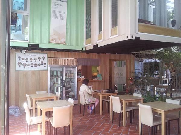 北區 咖啡部落 雨林咖啡 樹合苑 9