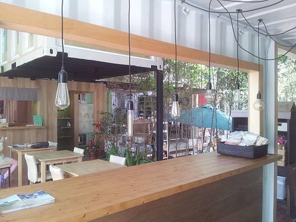 北區 咖啡部落 雨林咖啡 樹合苑 5