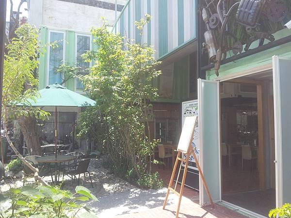 北區 咖啡部落 雨林咖啡 樹合苑