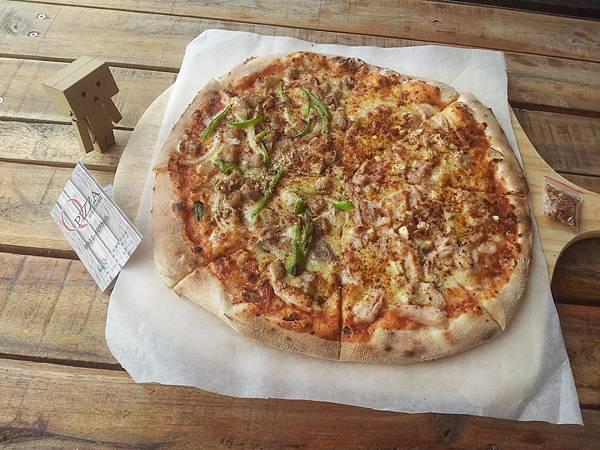 北屯區 Qpizza柴燒窯烤披薩 2