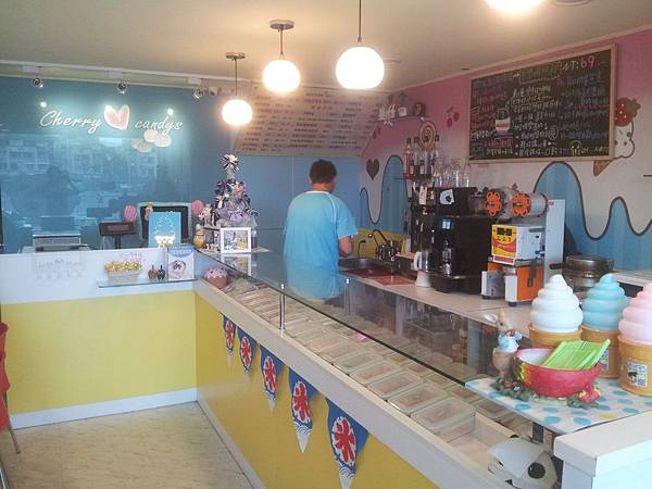東區 淇淇愛糖糖霜淇淋專賣店 6
