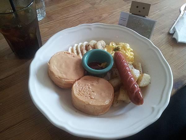 西區 La: tRee brunch café 樹兒早午餐 2