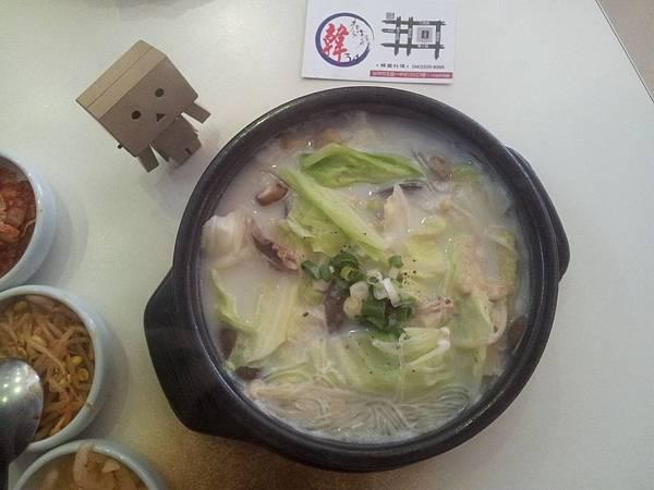 北區 韓34韓國料理 (한삼사) 一中店 2