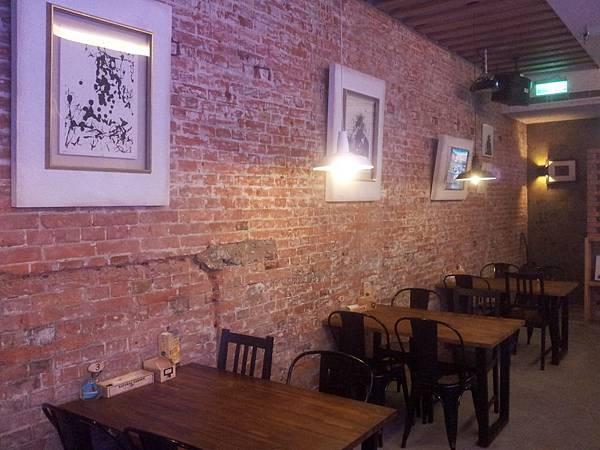 中區 紅磚餐廳 5