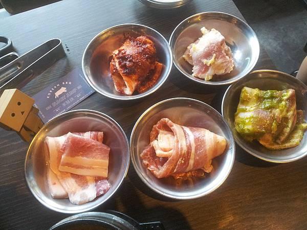 西屯區 笨豬跳韓式烤肉 Bungy Jump Korean BBQ (분저도)朝富店 4