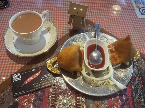 西區 淇里思 印度美食餐廳 CHILLIES-3