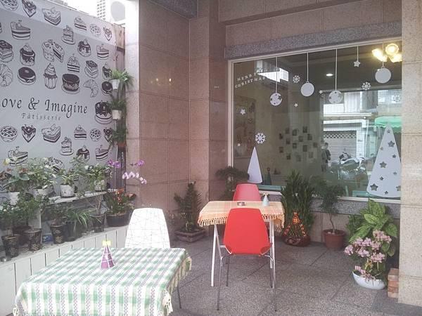 北屯區 Love&Imagine 愛想像法式甜點店 6