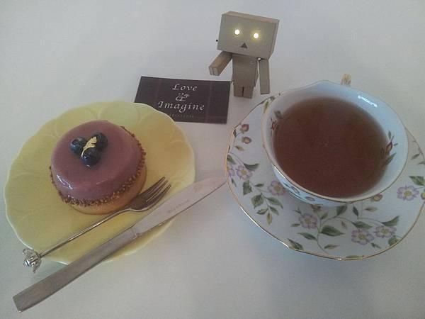 北屯區 Love&Imagine 愛想像法式甜點店 2