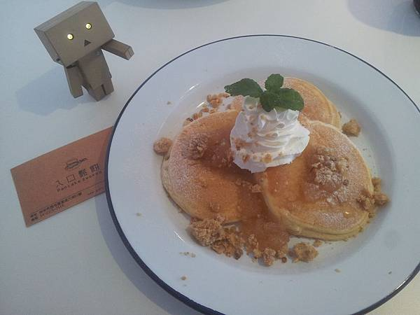 西屯區 入口鬆餅 Pancake ZooKoo-2