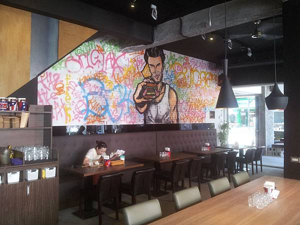 北區 burger joint 7分so美式廚房 崇德店 5