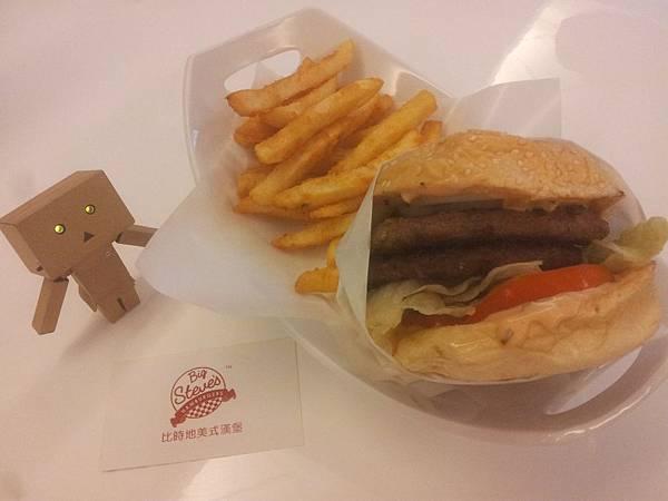 北區 Big steve's 比時地美式漢堡 2