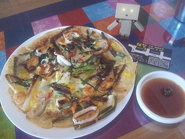豐原區 태양 太陽韓國料理 3