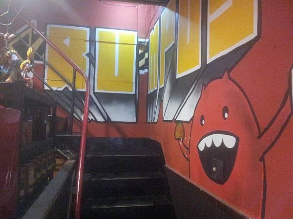 南區 P就墨西哥捲餅 P-Joe's Rumpus Room