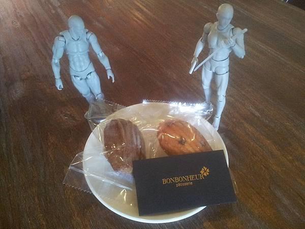 西區 波波尼耶法式手作甜點 Bonbonheur Pâtisserie-10