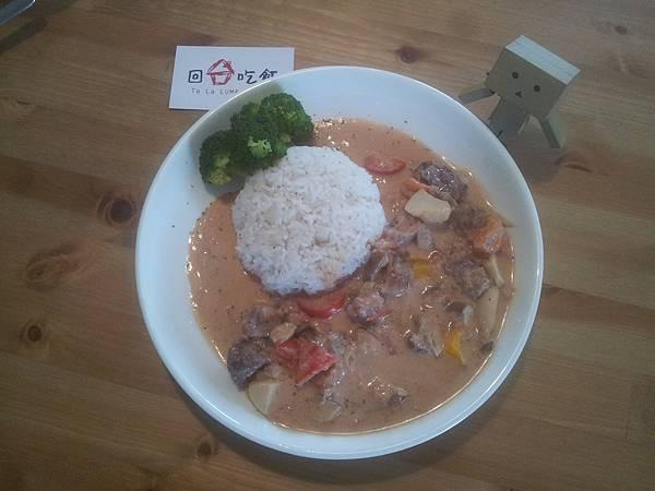 東區 Ta La LUMA Malaho回家吃飯 (रात के खाने के लिए घर、Дом на обед) 3