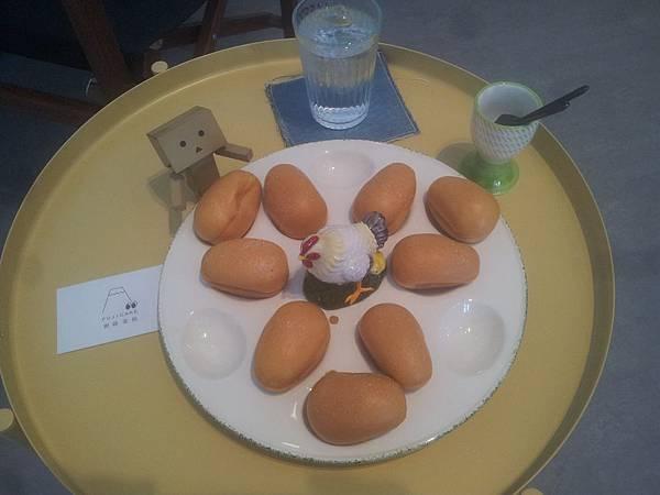 東區 孵雞蛋糕 FUJICAKE-2