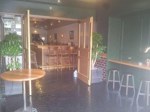 西區 portside cafe (ポートサイド)