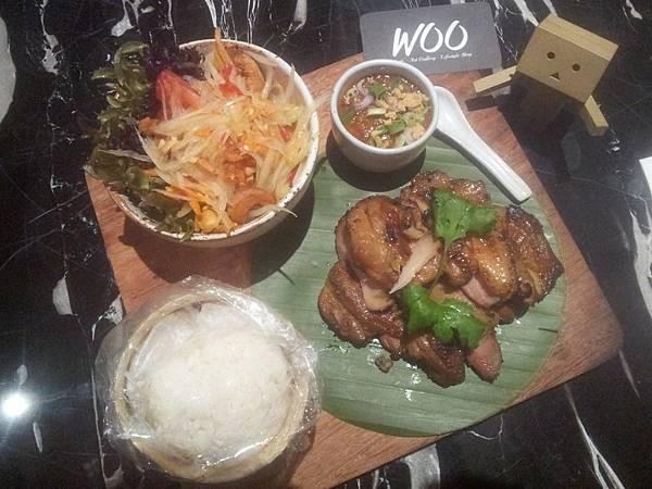 西屯區 WOO Taiwan 台中米平方店 (เกี้ยวพาน)  2