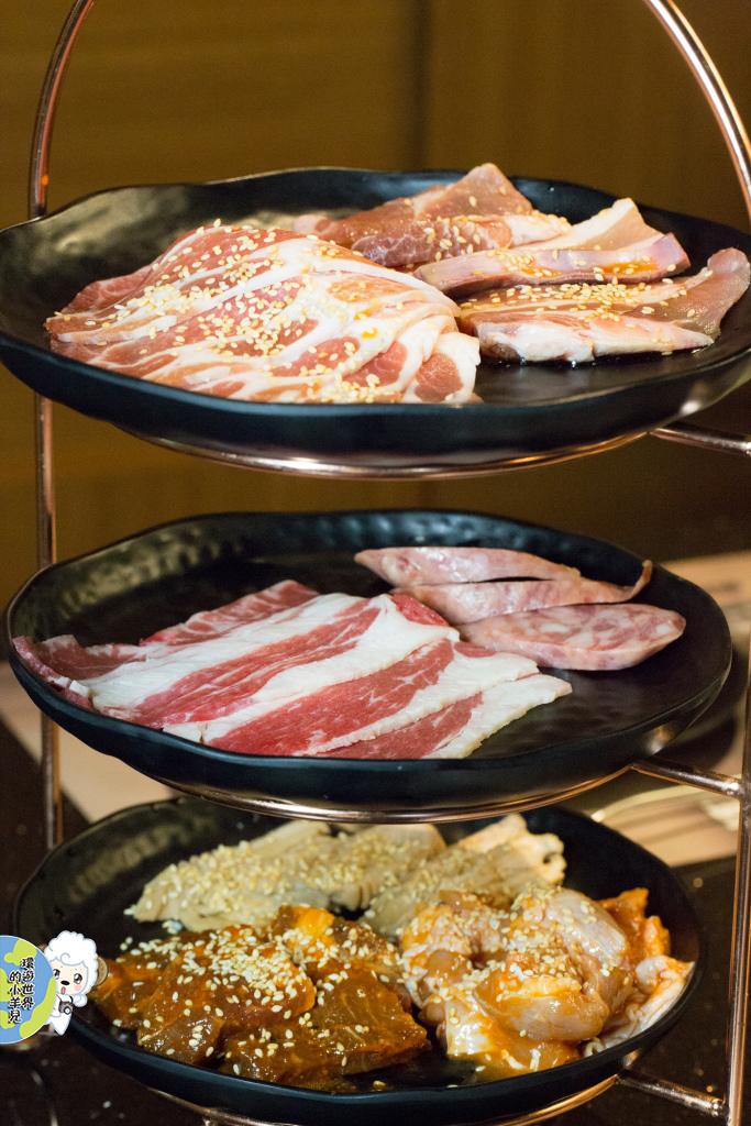 野安肉盤-野安燒烤吃到飽推薦