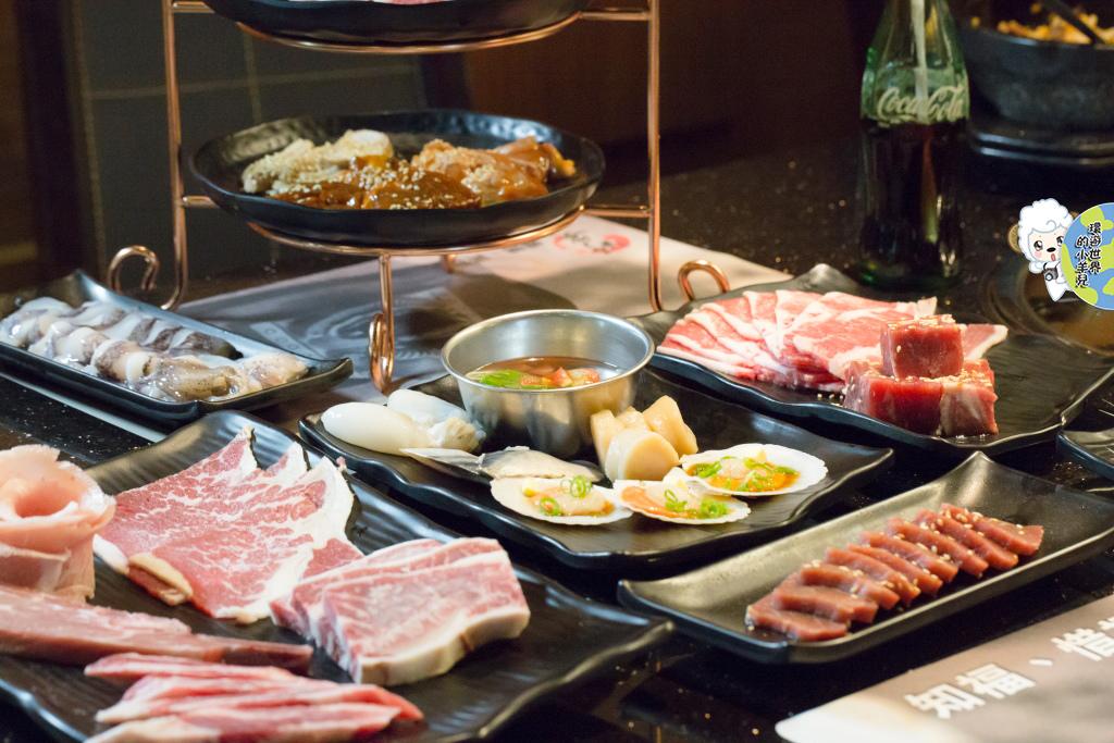 野安食材-台中燒烤吃到飽推薦