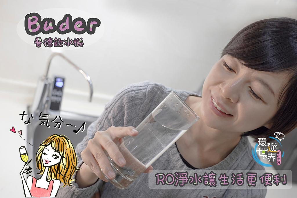 普德-BD-3004N I 廚下型觸控式飲水機-1