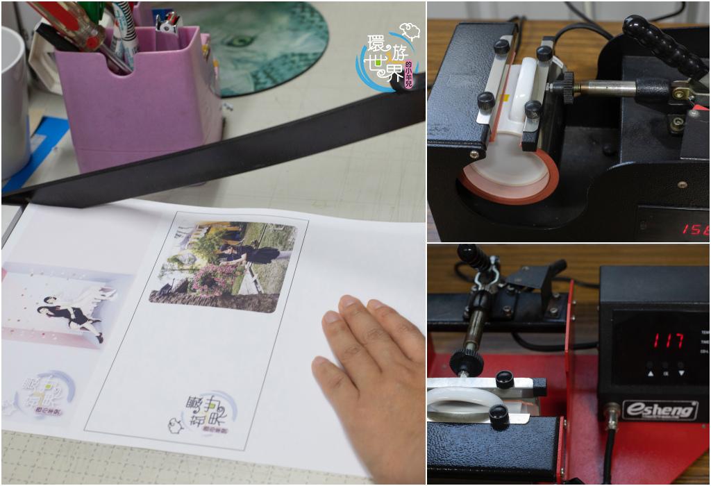 客製化馬克杯轉印流程-熱轉印機推薦