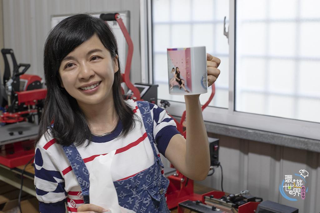 客製化馬克杯轉印成品-熱轉印機推薦