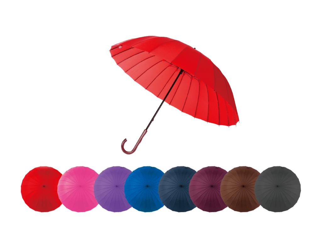 日式直傘-台中雨傘
