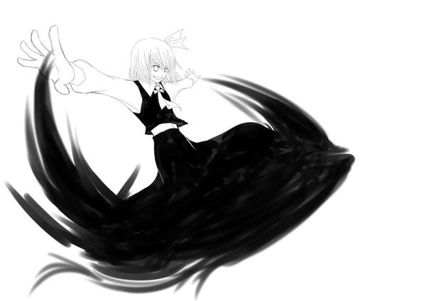 露米亞(黑白)