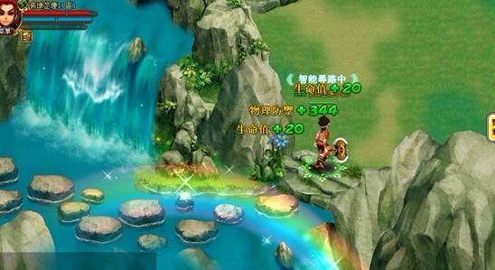 012最多人玩的網頁遊戲誅神世界1