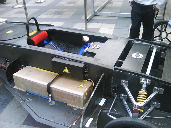 太陽能車1