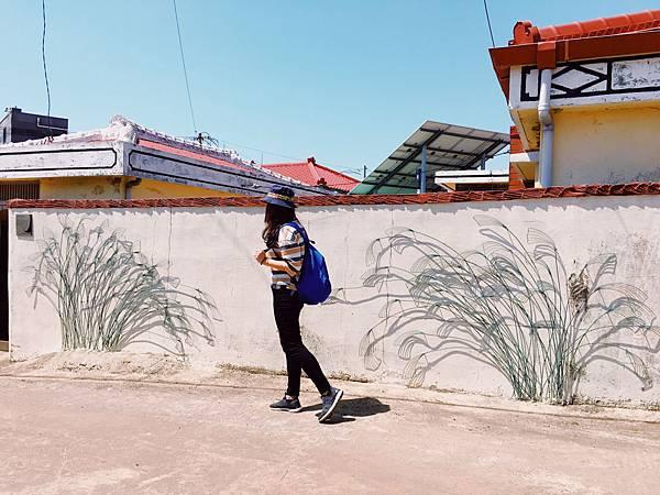 【東遊】濟州景點-公車漫遊 金寧金屬工藝壁畫村(김녕금속공예벽화마을) 尋找藍色大海的傳說