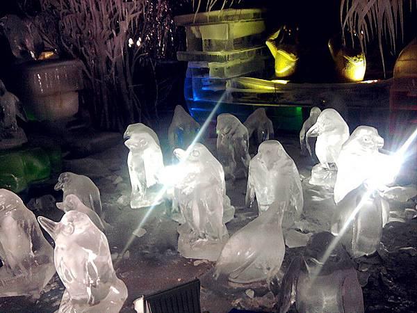 南北極地風光博覽會-冰雕企鵝.jpg