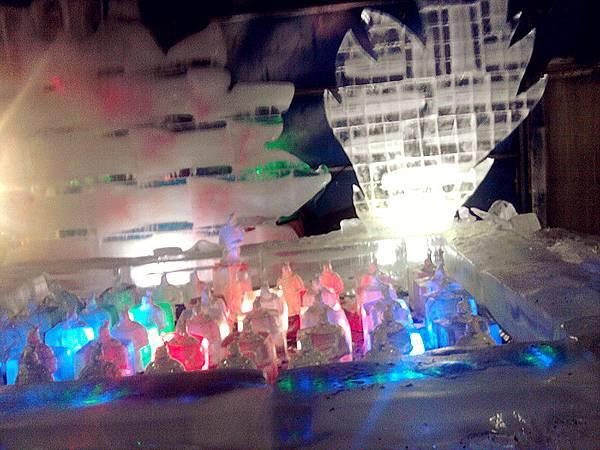 南北極地風光博覽會-冰雕兵馬俑.jpg