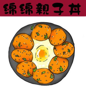 燒丼-親子丼