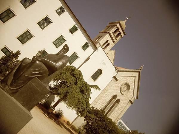75-2聖芳濟教堂&皮塔爾四世.JPG