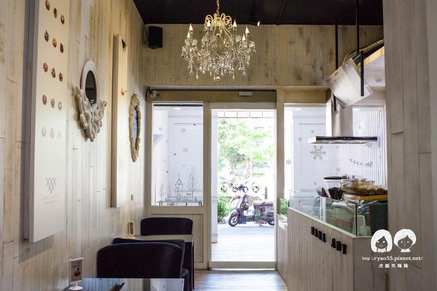 NANA LADY 比利時列日鬆餅&咖啡