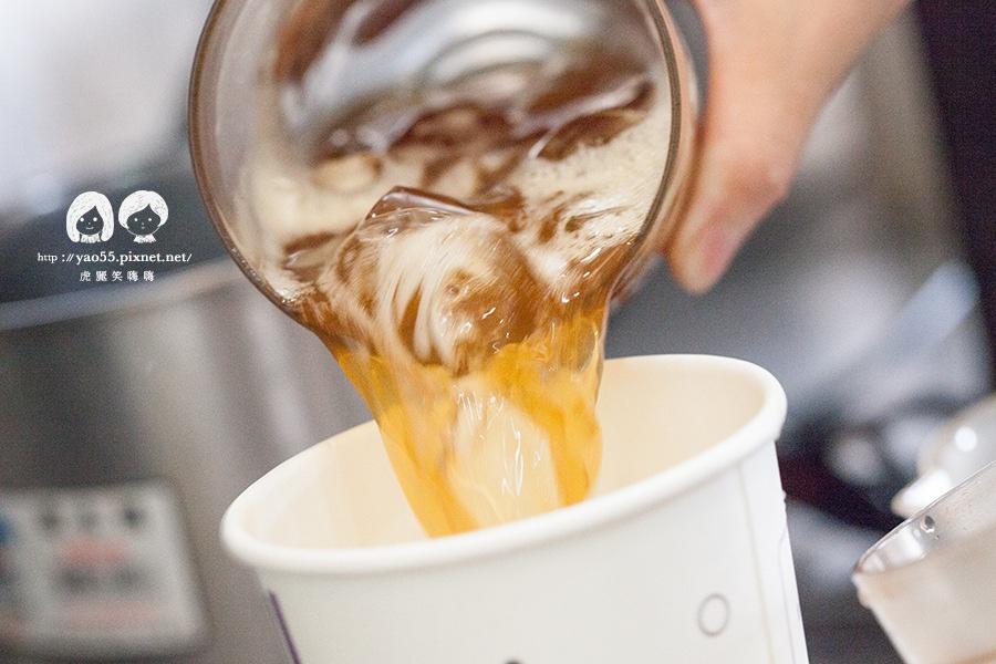 甘蔗泡 奶霜紅茶