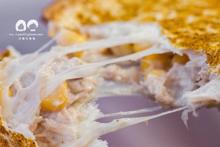 芮克墨西哥烤餅 隱藏版 鮪魚玉米