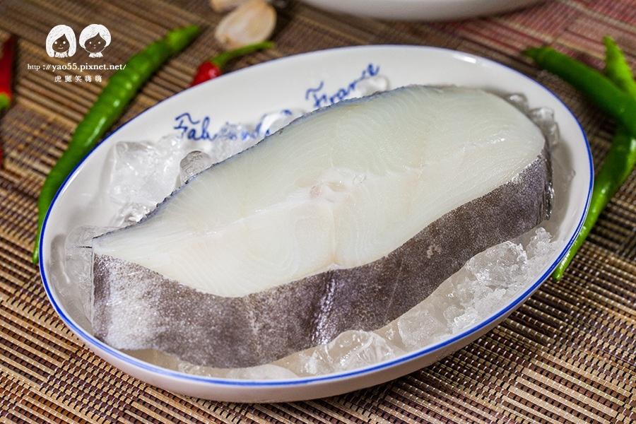 宅鮮配 格陵蘭鱈魚(Greenland Halibut)中切(265g/片)