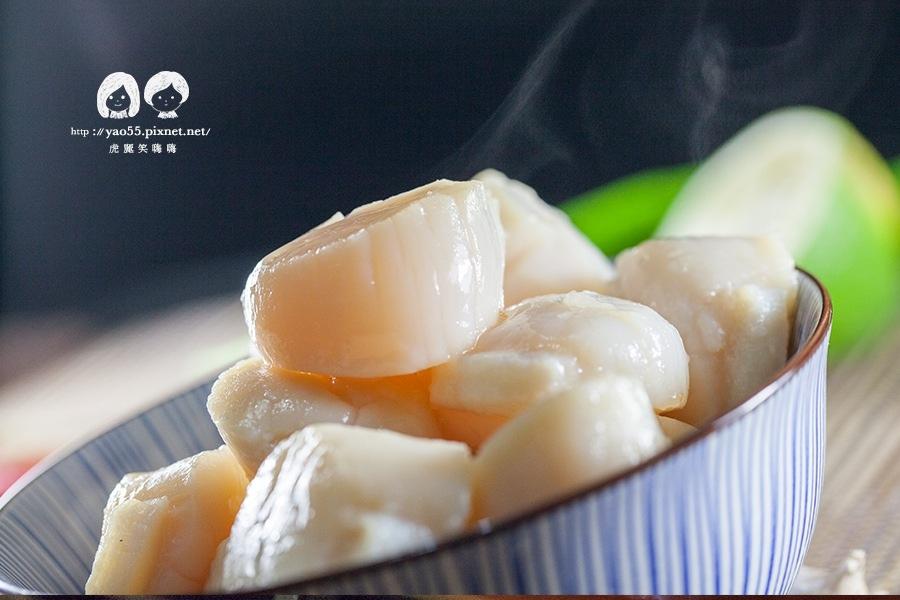 宅鮮配 日本原裝生食級干貝4S級