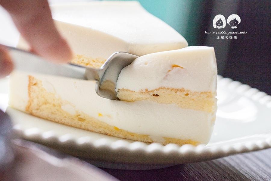 飛茉莉 芒果乳酪蛋糕 NT100