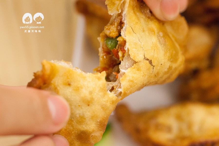泰棧 平價泰式料理 打拋豬肉餃(6顆) NT80